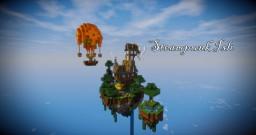 Steampunk Isle [Schematic] Minecraft