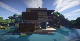 Modern House #5 Minecraft