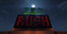 Zed Rush Beta- 1.9 & 1.10 Infection PVP Minigame Minecraft Map & Project