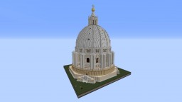 Vatican City Minecraft Map & Project