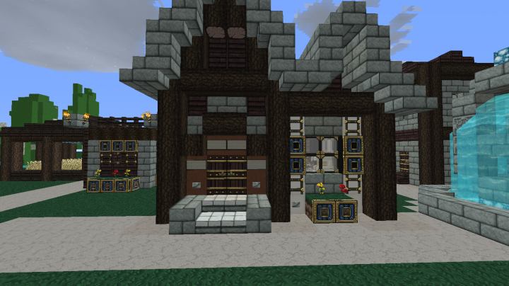 JaysNarlyWorlds house