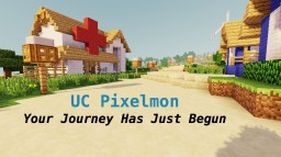 Unitcraft Pixelmon (pixelmon 3.5.1) (Server is online Btw) Minecraft Server