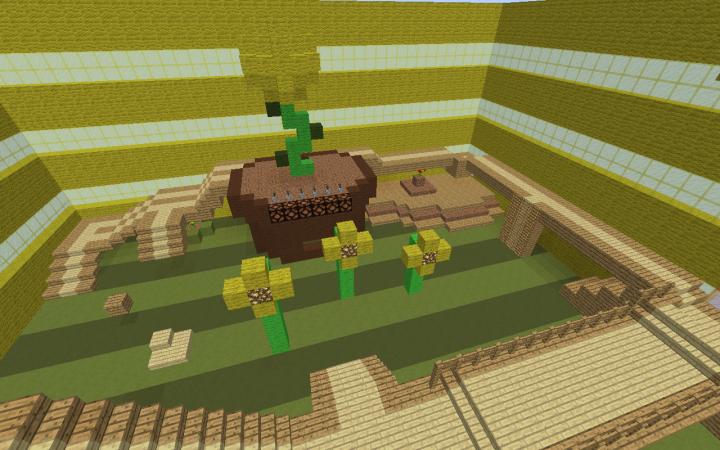 Flower Power Minecraft
