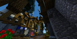 Medieval Village Plot Minecraft Map & Project
