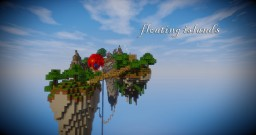 Floating Islands [Schematic] Minecraft Map & Project