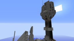 Stargate Atlantis Central Tower 2.0 Minecraft Map & Project
