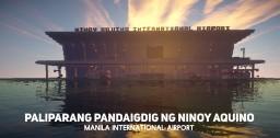 Future Ninoy Aquino International Airport (Metro Maynila) Minecraft