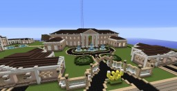 The Wernon Hills Manor Minecraft Map & Project