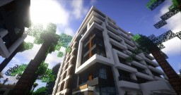 Greenfield Project - Modern Apartment - Marina Estates Building 1 Minecraft Project