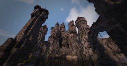 [EPIC] Castle Garnet #WeAreConquest [Conquest Castle Contest] Minecraft