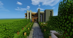 Modern_Home Minecraft Map & Project