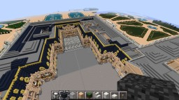The REAL Versailles Minecraft Map & Project