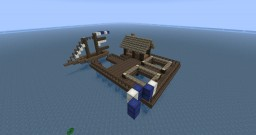 Fishing Shack Minecraft Map & Project