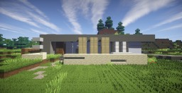 Modern House #6 Minecraft Map & Project