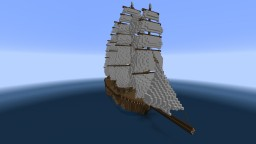 Medieval Warship Minecraft Map & Project