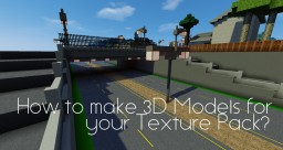 How to Add 3D Models to your Texture Pack (Video Tutorial) Minecraft Blog