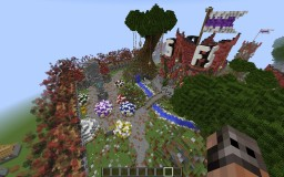 Medieval Fantasy - Spawn Minecraft Map & Project