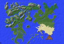 [Mobin] RPG-Map Minecraft Map & Project