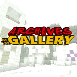 Archives of the Gallery - A new adventure for Minecraft 1.9 Minecraft Map & Project