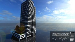 Bayswater Tower (Skyscraper 29) Minecraft Map & Project