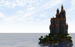 Deyloir Castle Minecraft