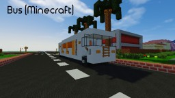 Bus Minecraft Map & Project
