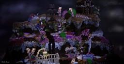 Child's Dream Plot  (145x145) Minecraft