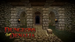 Dungeons of Denalia Adventure Map Minecraft Project
