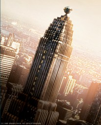Daily Planet Minecraft
