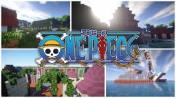 [W.I.P] One Piece World in Minecraft