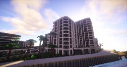Greenfield Project - Modern Apartment - Marina Estates Building 3 & 4 Minecraft