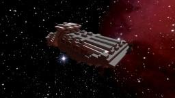 Small Class transport shuttle Minecraft Map & Project