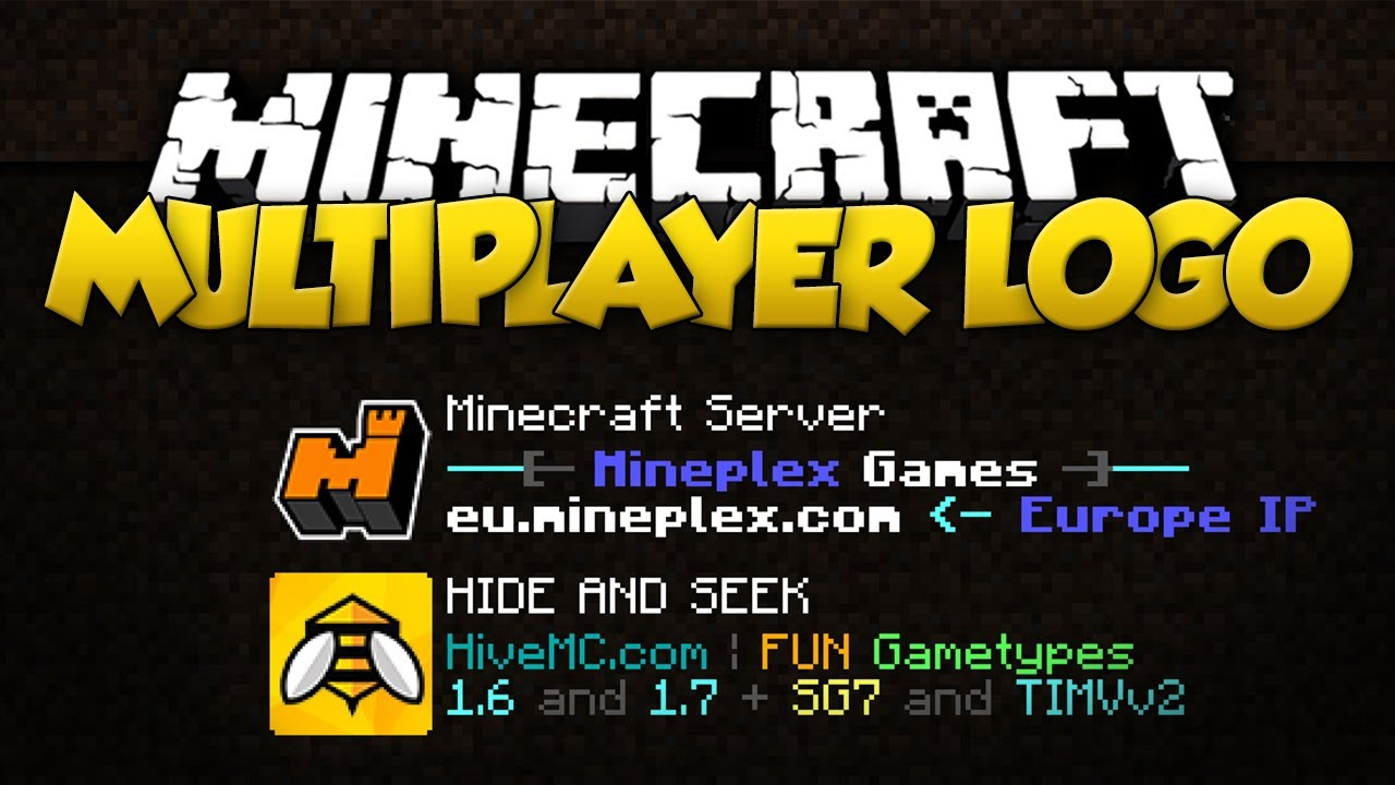How to add icon to your Minecraft Server 1 8 x-1 9 x Minecraft Blog