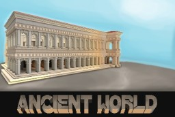 Ancient World  - ( mc1.13 ) Minecraft Texture Pack