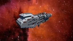 Medium Class transport shuttle Minecraft Map & Project