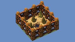 Sunset's Paradise Minecraft Map & Project