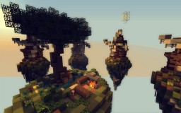 SkyWars Map: Mills. Minecraft Map & Project