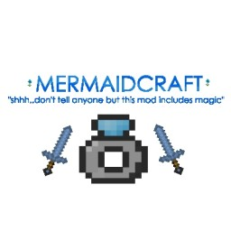 "[1.7.10] MermaidCraft ""Become a Powerful Mermaid/Merman"" Minecraft"