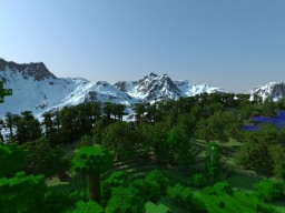 10K by 10K Terain map Minecraft Map & Project