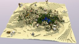 Sandstone City of Ardigas Minecraft