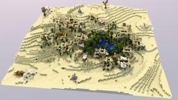 Sandstone City of Ardigas Minecraft Project