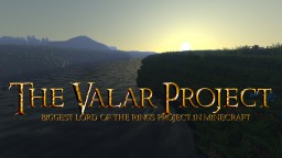 Middle-Earth terrain map 1/6 [The Valar Project] (stopped) Minecraft Map & Project