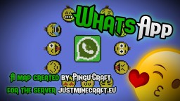 WhatsApp [SKYWARS MAP +1.7][By PinguCraft] Minecraft Map & Project