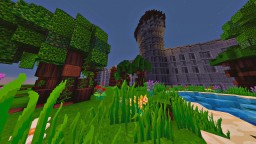 Classic Castle Minecraft Map & Project