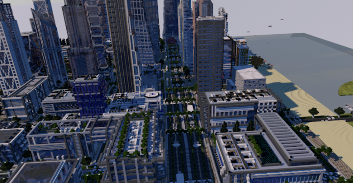 Central city - Central street