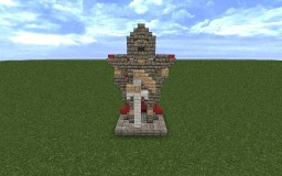 Statue of Sapientiae Minecraft Map & Project