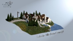 Solastio Villa - Modern Barn Concept - BCS - Season 1 Minecraft Map & Project