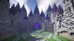 Medieval Castle Hub! Minecraft Map & Project