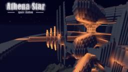 Athena Star Space Station Minecraft Project