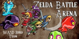 Zelda Battle Arena [Multiplayer] [Co-op PVE] Minecraft Map & Project